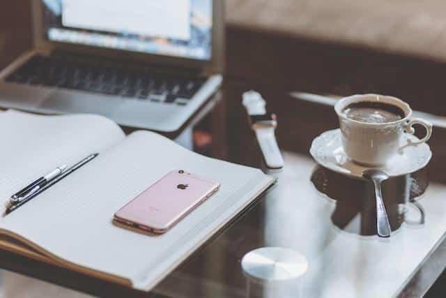 Geld mit Taschenrechner